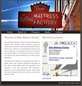 Edna Mattress Factory Preview